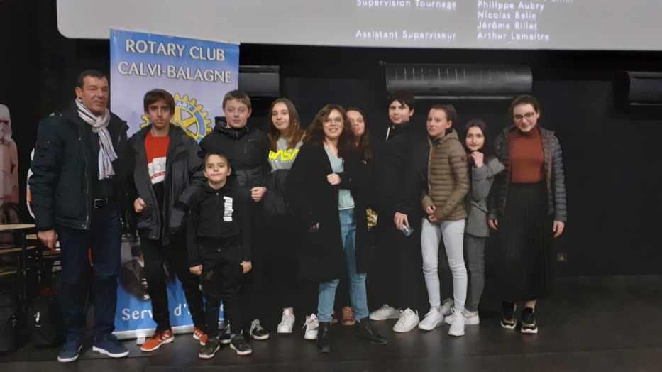 """Lisula : Succès de l'opération """"Espoir en tête"""" du Rotary"""
