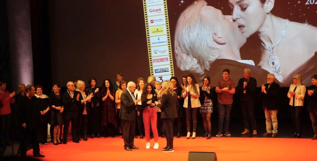 Nour, prix René Viale 2020 du cinéma italien de Bastia