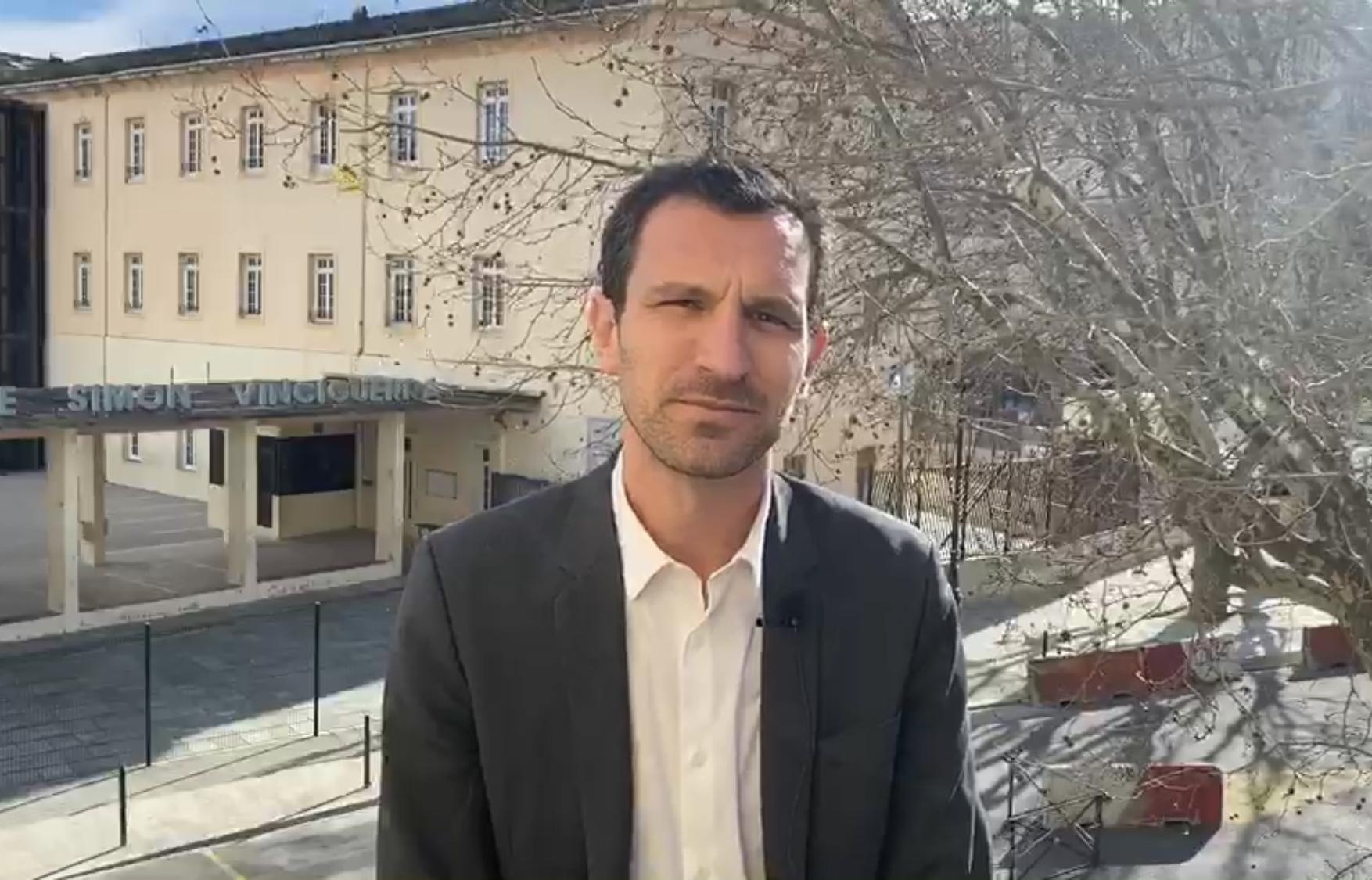 """Municipales. Julien Morganti : """" A Bastia, tous les voyants sont au rouge »"""