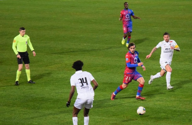 National  : le GFCA efficace face à Concarneau (2-0)