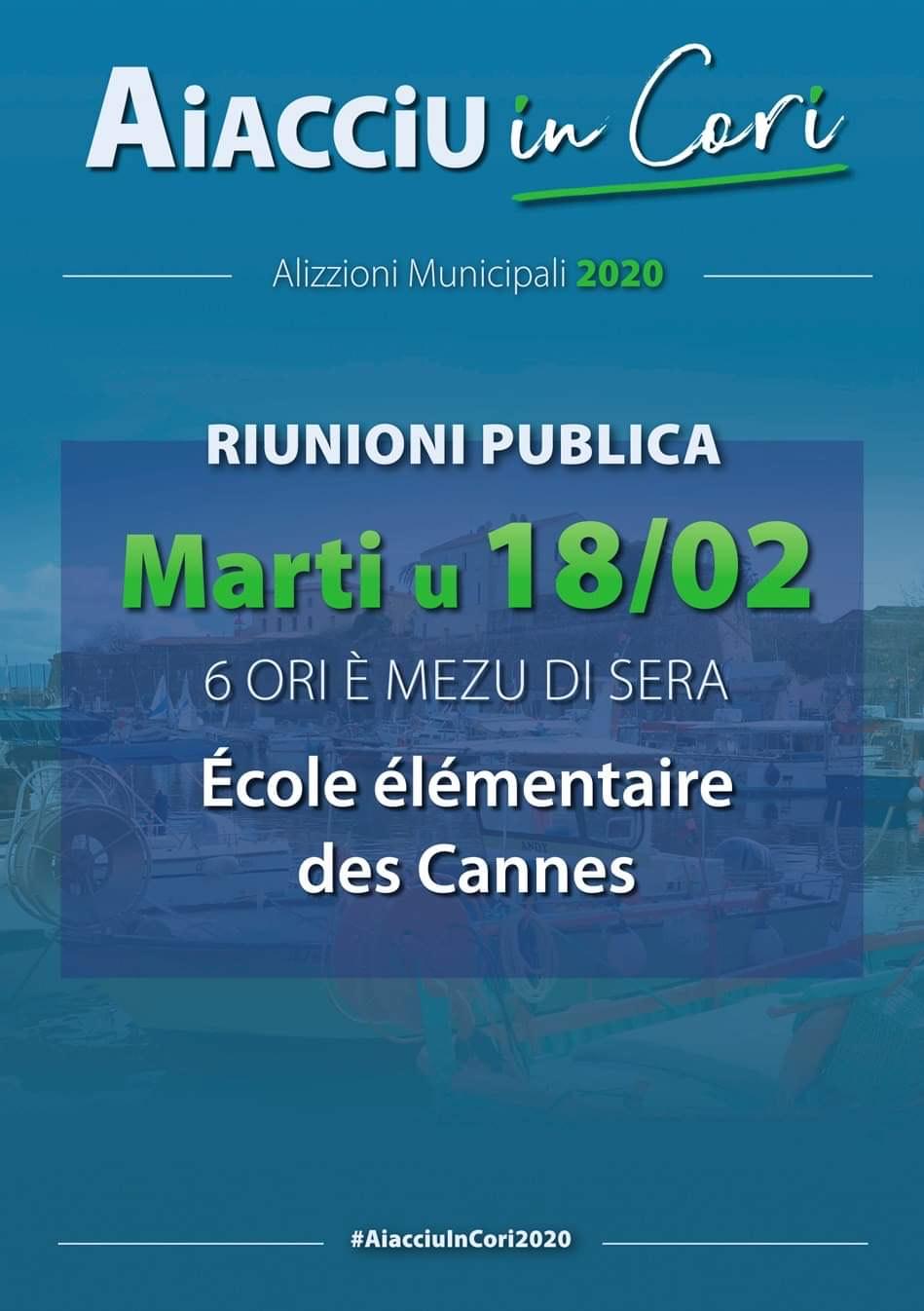Municipales 2020 : Échos de campagne du 18 février 2020