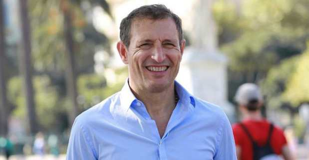 Jean-Sébastien De Casalta, avocat, candidat de sensibilité de gauche aux élections municipales de Bastia.