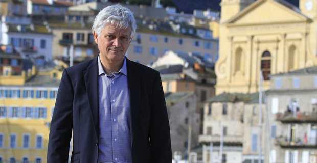 Eric Simoni, leader d'Un Alba Nova per Bastia, conduit la liste nationaliste de l'union Corsica Libera - PNC aux élections municipales bastiaises.