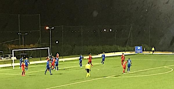 Le FC Bastia-Borgo prend un point à Cholet