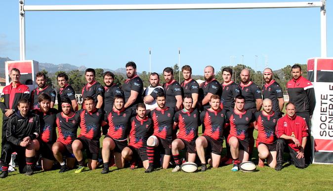 Rugby 1ere série : Isula XV battu à Saint-Mandrier