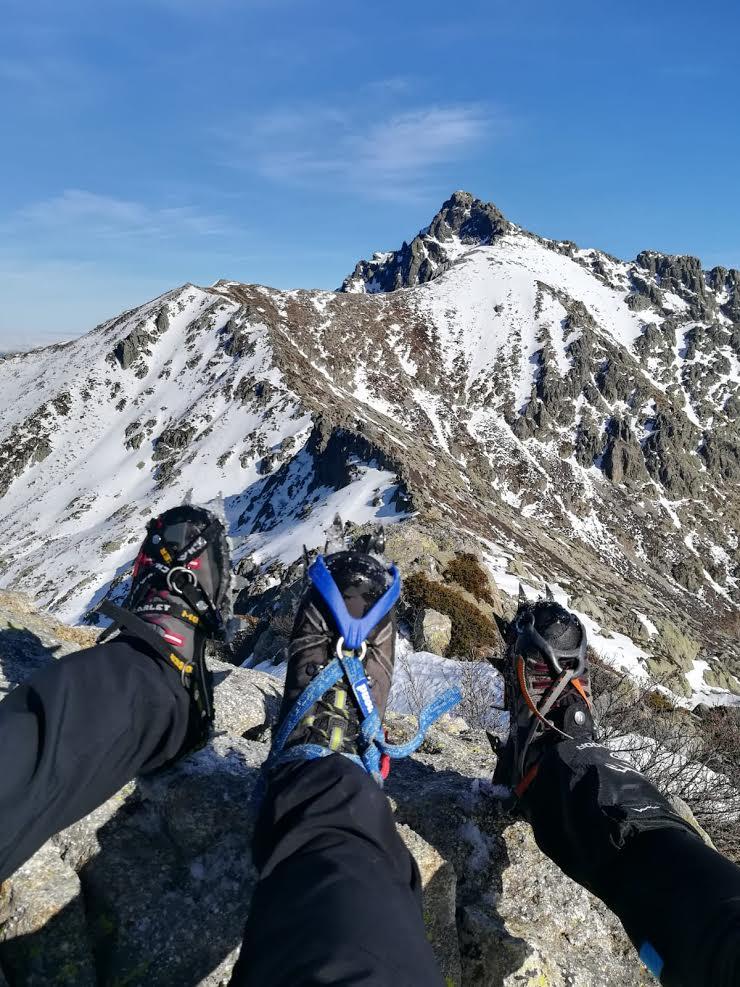 La photo du jour : avec vue sur le Monte d'Oru