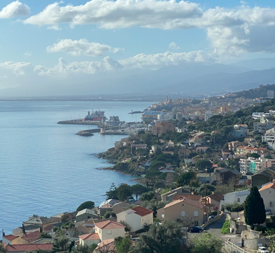 La météo du mardi 25 février 2020 en Corse