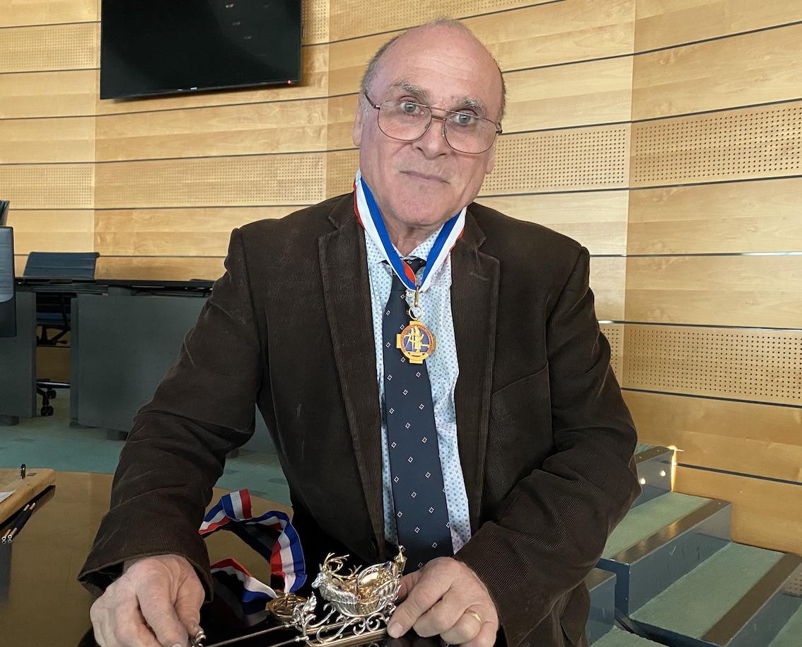 Jacques Orsini, Meilleur ouvrier de France bijouterie