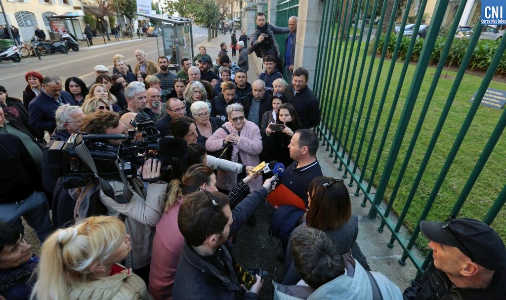 Crise des déchets de Saint Antoine: le collectif reçu à la préfecture de Corse