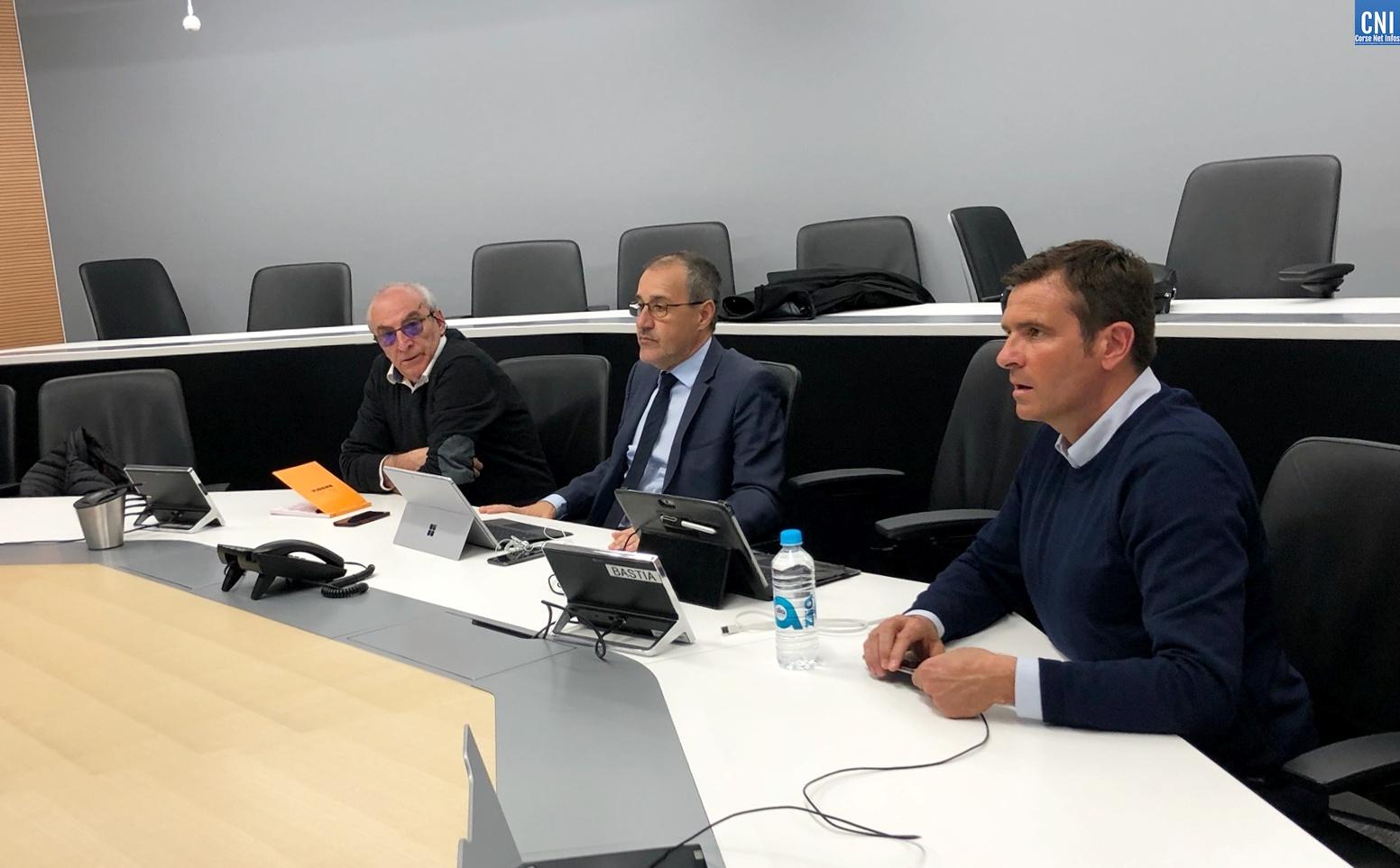 Coronavirus : la conférence des présidents de l'Assemblée de Corse en appelle au civisme