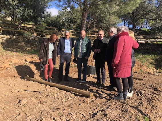 Ville di Pietrabugno accueille des composteurs partagés