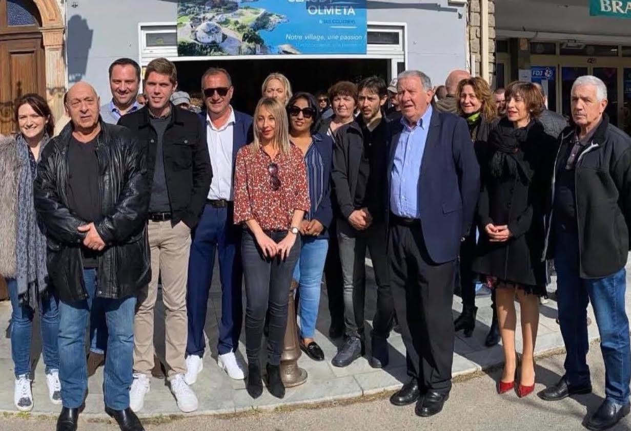 "Municipales. Claudy Olmeta : ""mon seul parti c'est Saint-Florent"