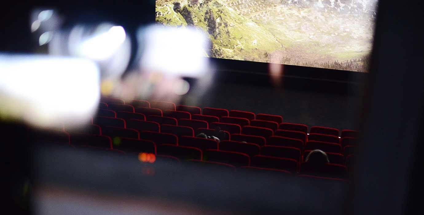 Le cinéma en Corse en 2020