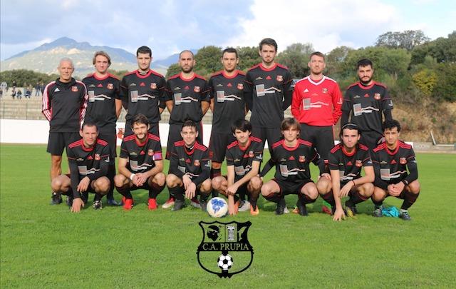 Football Grand Sud : L'ASPV encore battue