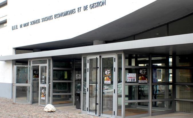 Coronavirus : L'Université de Corse suspend ses cours à compter du 9 mars