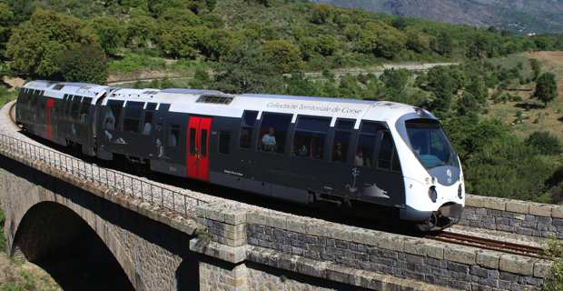 Coronavirus. Moins de rotations de trains entre Bastia et Ajaccio
