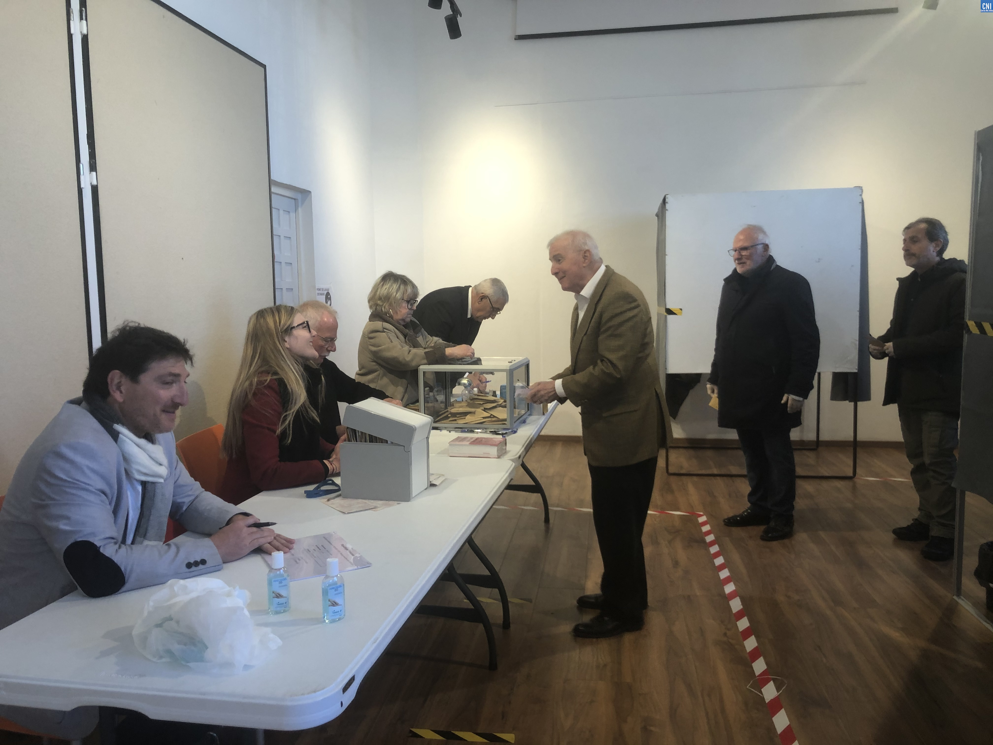 Municipales à Lisula : Bonne participation, ce dimanche matin
