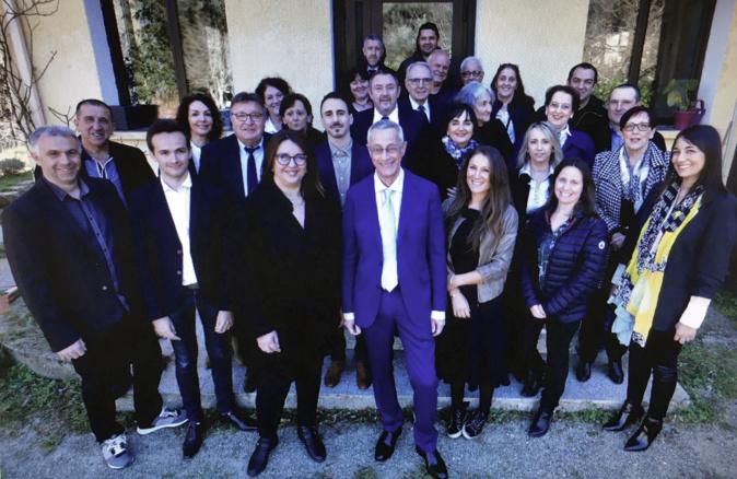 Xavier Poli élu à Corte