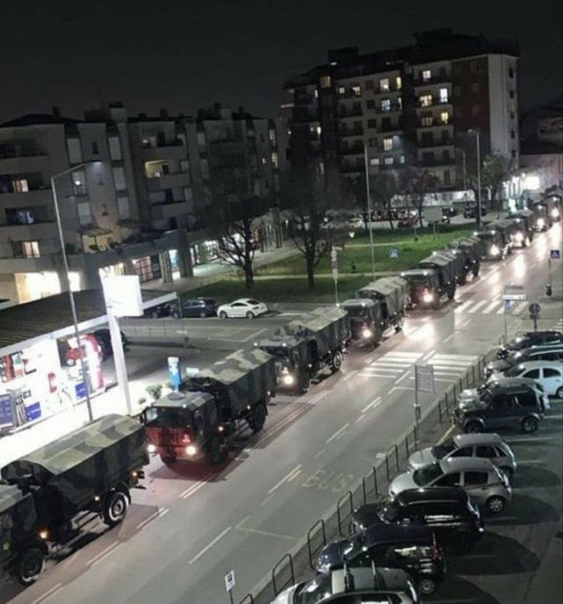 Coronavirus. 90 morts en 24 heures. L'armée italienne intervient pour évacuer les dépouilles de Bergame