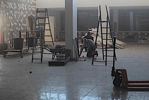 Covid- 19 - Interdiction de travaux : après Porto-Vecchio,  Ajaccio