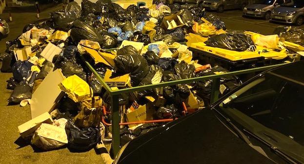 Coronavirus : le STC réclame des masques pour les personnels de collecte des déchets