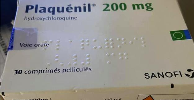COVID19 : Un premier patient traité à la chloroquine à l'hôpital de Bastia