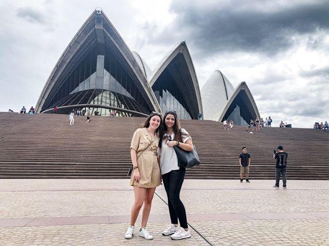 Maguy et Camille à Sydney : bientôt le retour