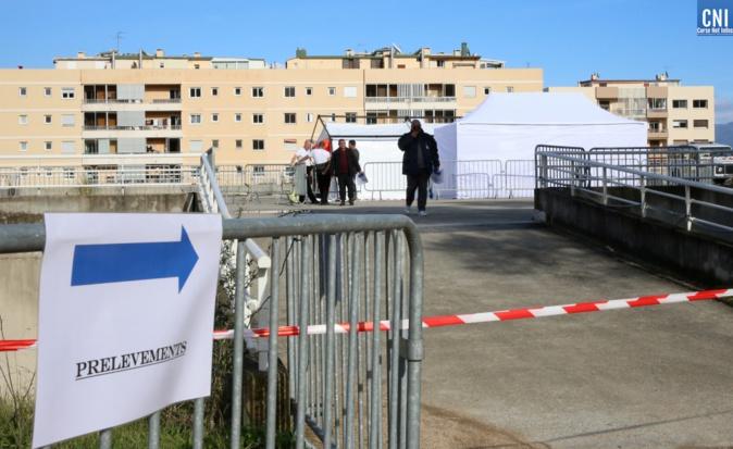 Covid-19 : encore un mort au centre hospitalier d'Ajaccio
