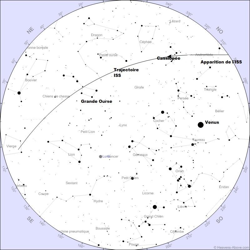 Coronavirus : Confinés, la tête dans les étoiles !