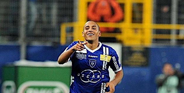 Wahbi Khazri n'a pas oublié Bastia