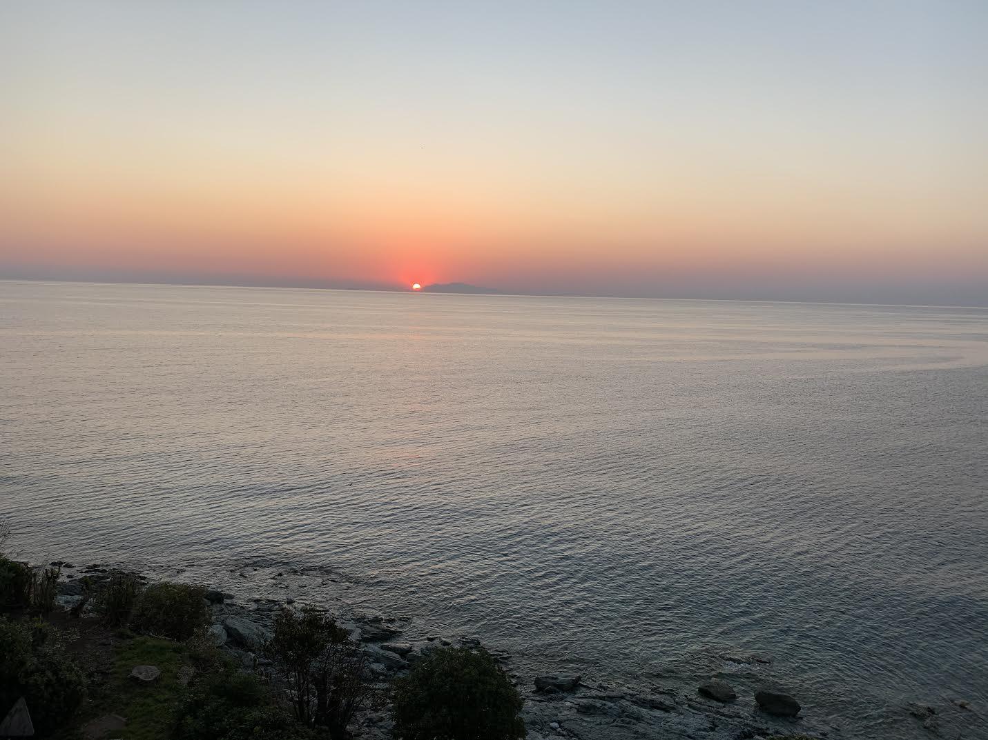 Un nouveau jour se lève sur la Corse pour vaincre le covid-19. (Christine Gamonet)