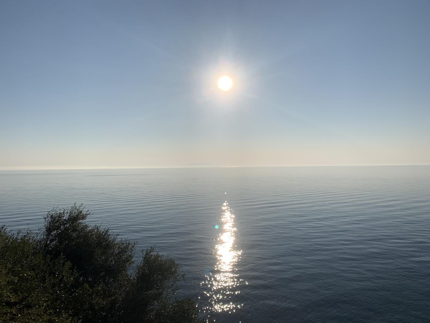 Au large de Santa Maria-di-Lota (Marie-Pierre Nicoli)