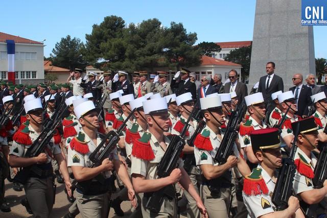 Les légionnaires du 2e REP de Calvi fêteront Camerone entre eux