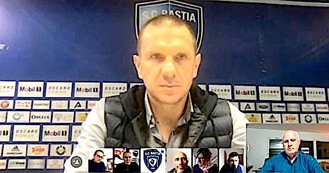 """Claude Ferrandi (SC Bastiais) : """"On savoure cette montée dans un contexte éprouvant"""""""
