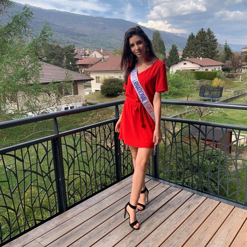 Miss : la bastiaise Davia Mariotti en lice pour 3 couronnes