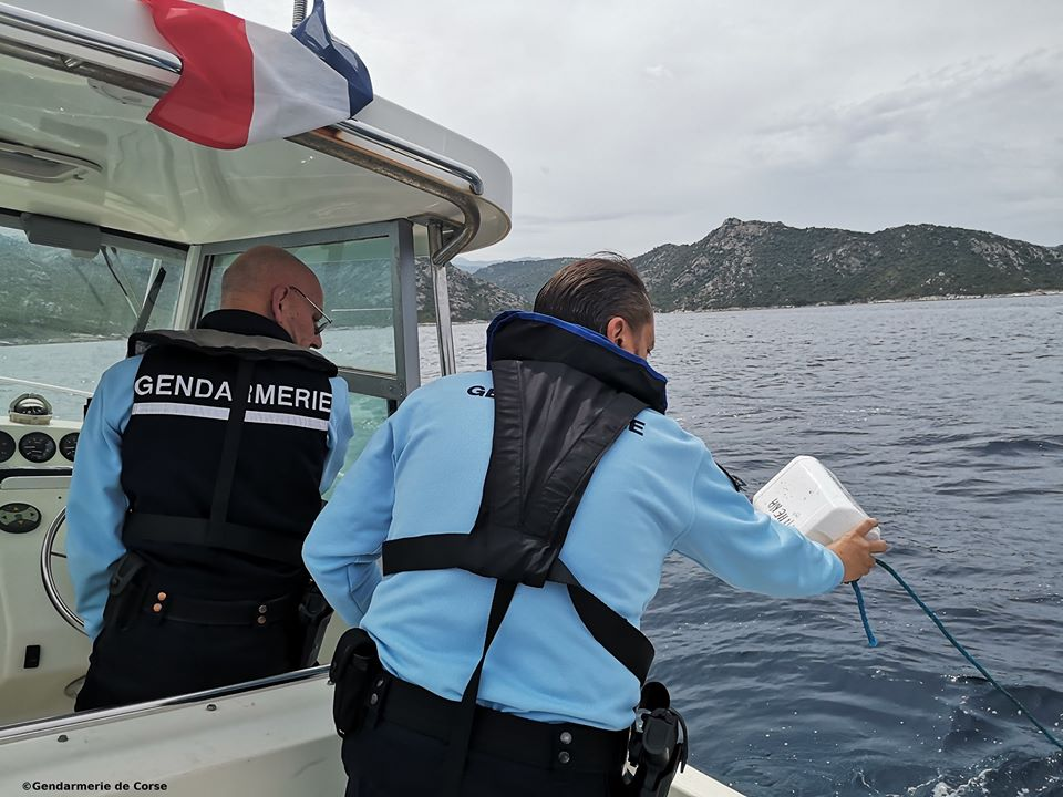 (Photo Gendarmerie de Corse)