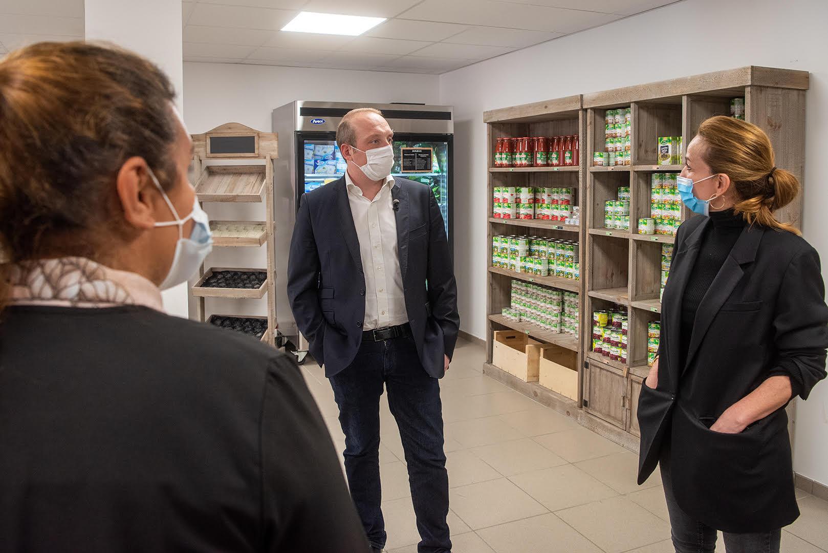 Ajaccio : 400 paniers alimentaires pour les familles les plus modestes