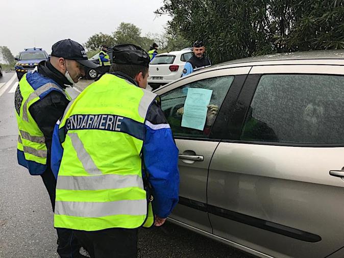 Près de 600 gendarmes et policiers mobilisés