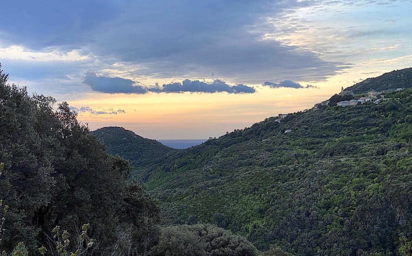 La météo du dimanche 3 mai 2020 en Corse