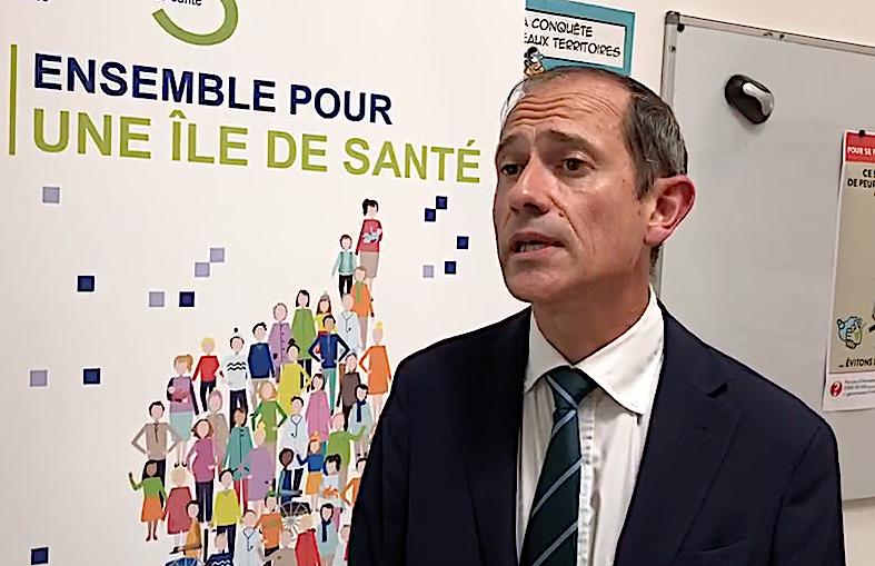 """Franck Robine : """"la Corse a besoin de sortir du confinement"""""""