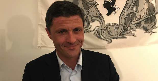 Jean Félix Acquaviva, Secrétaire national du parti Femu a Corsica, député de la 2nde circonscription de la Haute-Corse.