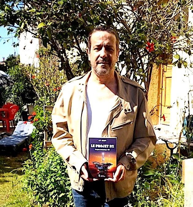 L'auteur corse Jean-Philippe Serpi sort son 2ème livre en seulement 2 ans !