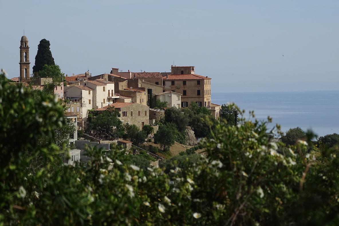 La photo du jour : u bellu paese d'Occiglioni