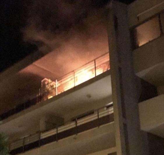 Un court-circuit sur le balcon à l'origine de l'incendie dans une résidence de Calvi