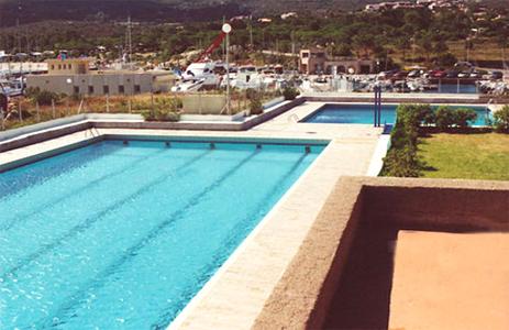 La piscine municipale de Sant'Ambrogio n'ouvrira pas cet été