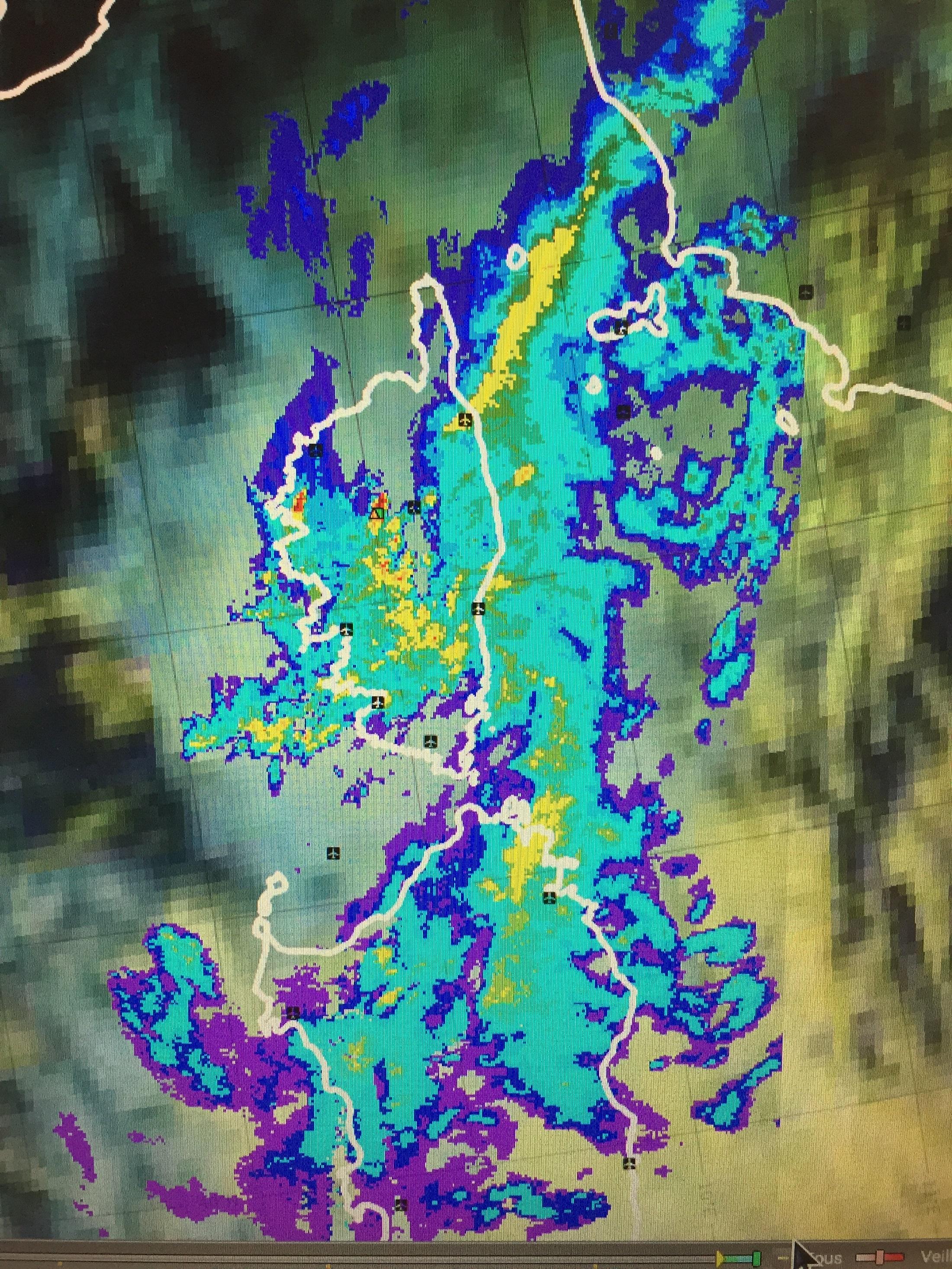 Météo : La Corse sous le joug des orages