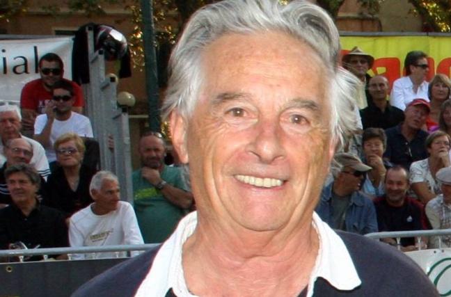 Angelo Allegrini, président du Sport Petanque Ile-Rousse-Balagne