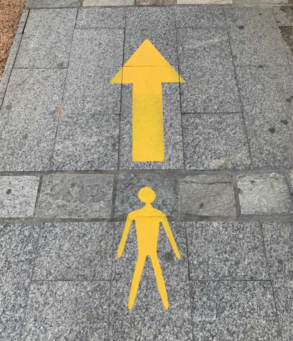Déconfinement à Bastia : Les règles de distanciation redessinent  l'espace public de la ville