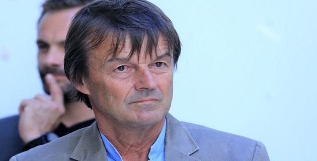 Nicolas Hulot (Photo Michel Luccioni)