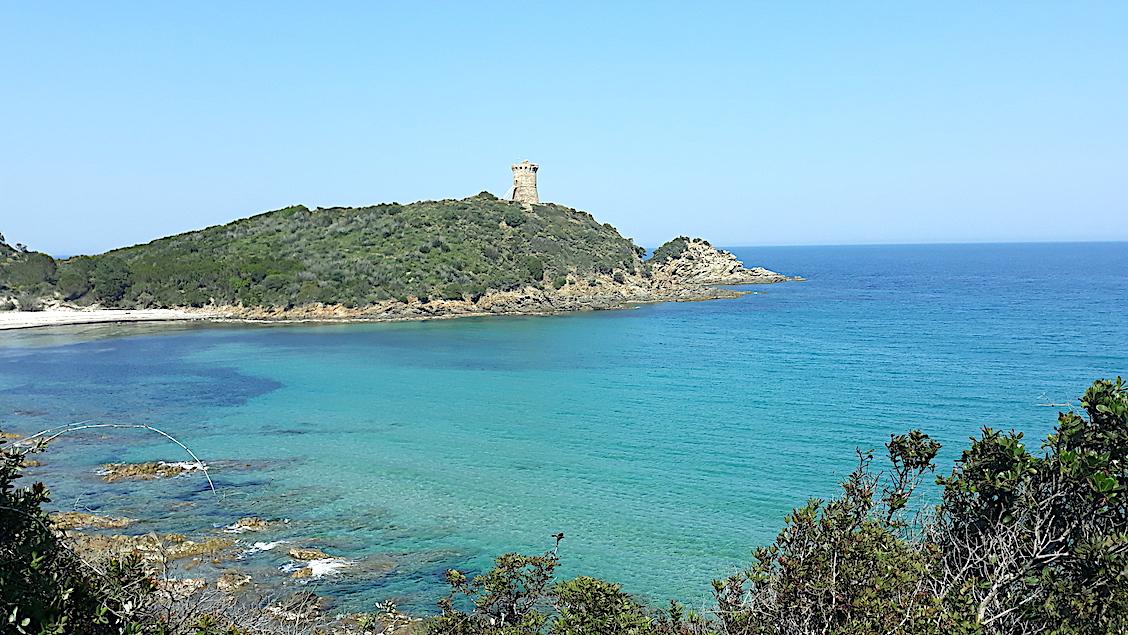 La tour de Fautea ( Nadia Truilhe)